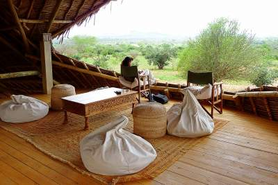 Ithumba Camp Tsavo Ost