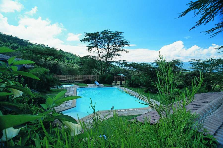 Lion Hill Game Lodge