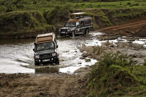 Safari Jeep Toyota Landcruiser