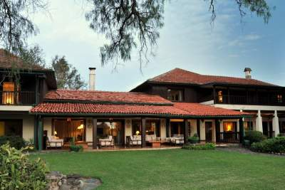 Ol Pejeta Ranch House