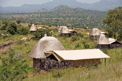 Kidepo Savanna Lodge